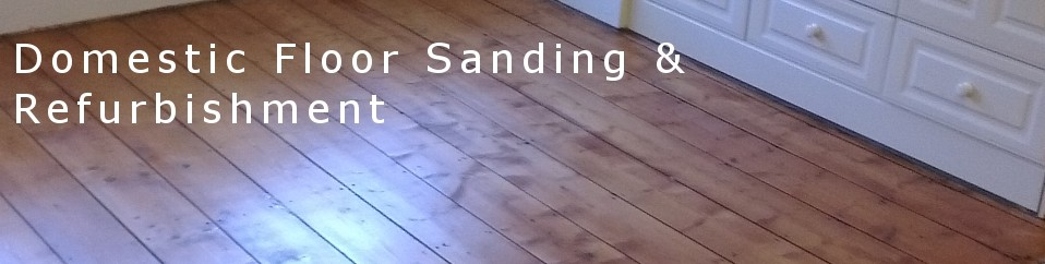 Domestic Floor Sanding